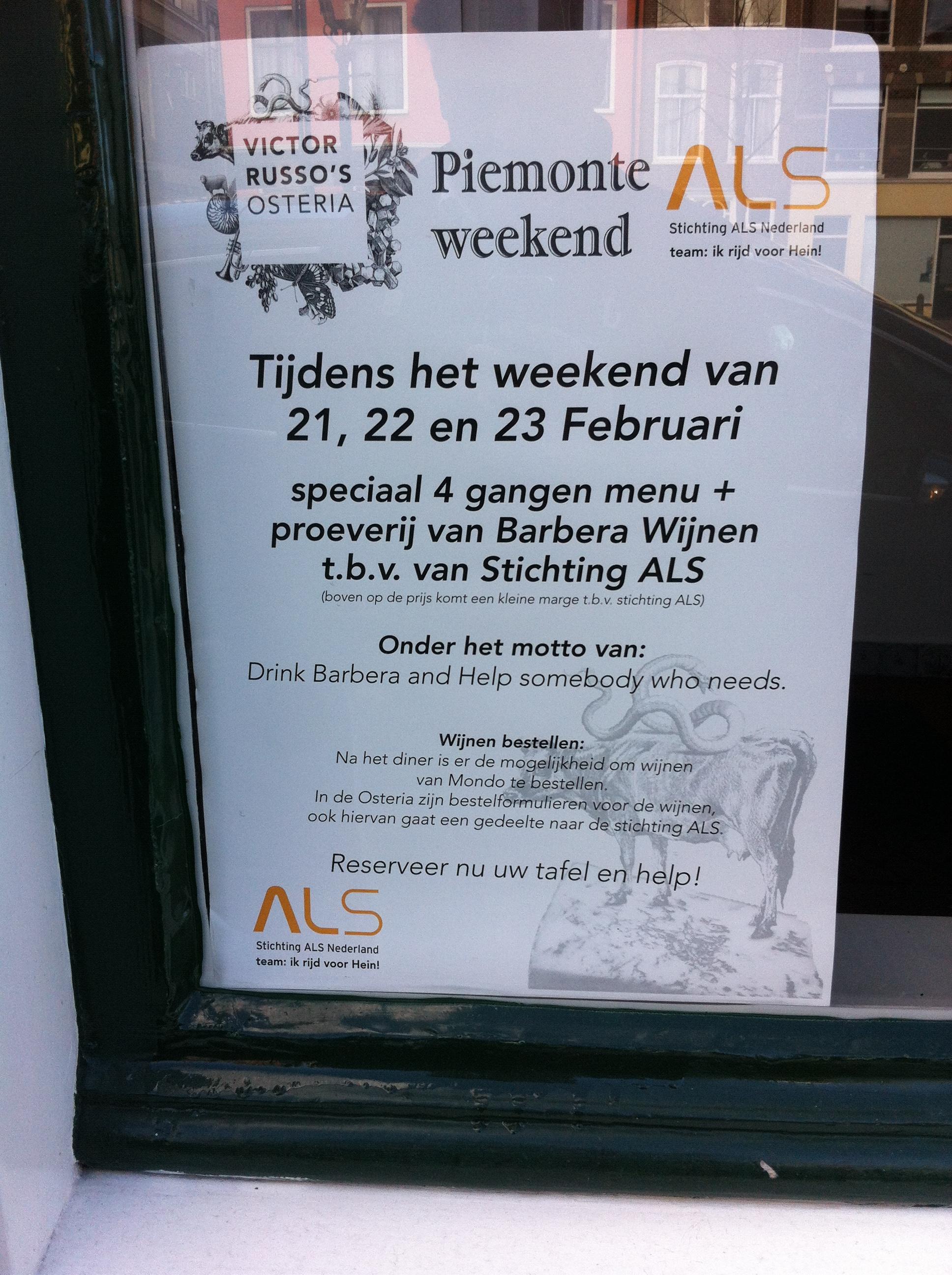 weekend in nederland