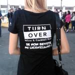 retro maglietta