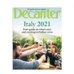 """DECANTER ITALY  2021& BARBERA D'ASTI SUPERIORE""""IL SALICE"""" 2016"""