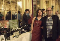 Our wines at Italienska Vindagarna in Stockholm – November 2012