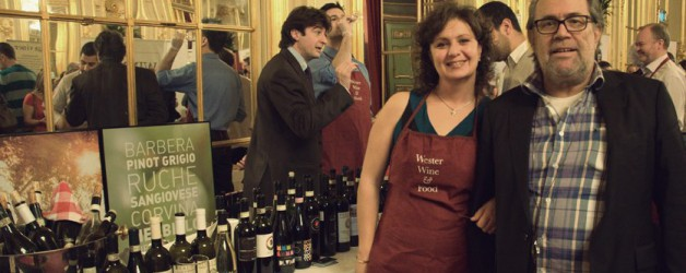 Our wines at Italienska Vindagarna in Stockholm – November 2012