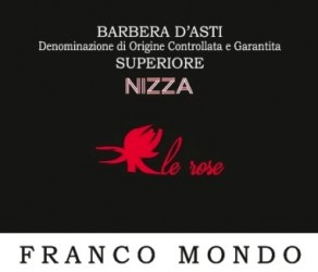 Le Rose Barbera d´Asti Superiore Nizza DOCG 2012